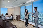 Business Office For Rent | The Executive Lounge